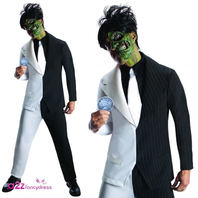 BATMAN ~ Two-Face - Adult Costume