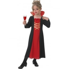 Vampiress - Kids Costume