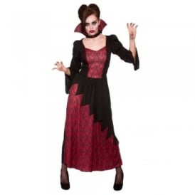 Vicious Vampiress - Adult Costume