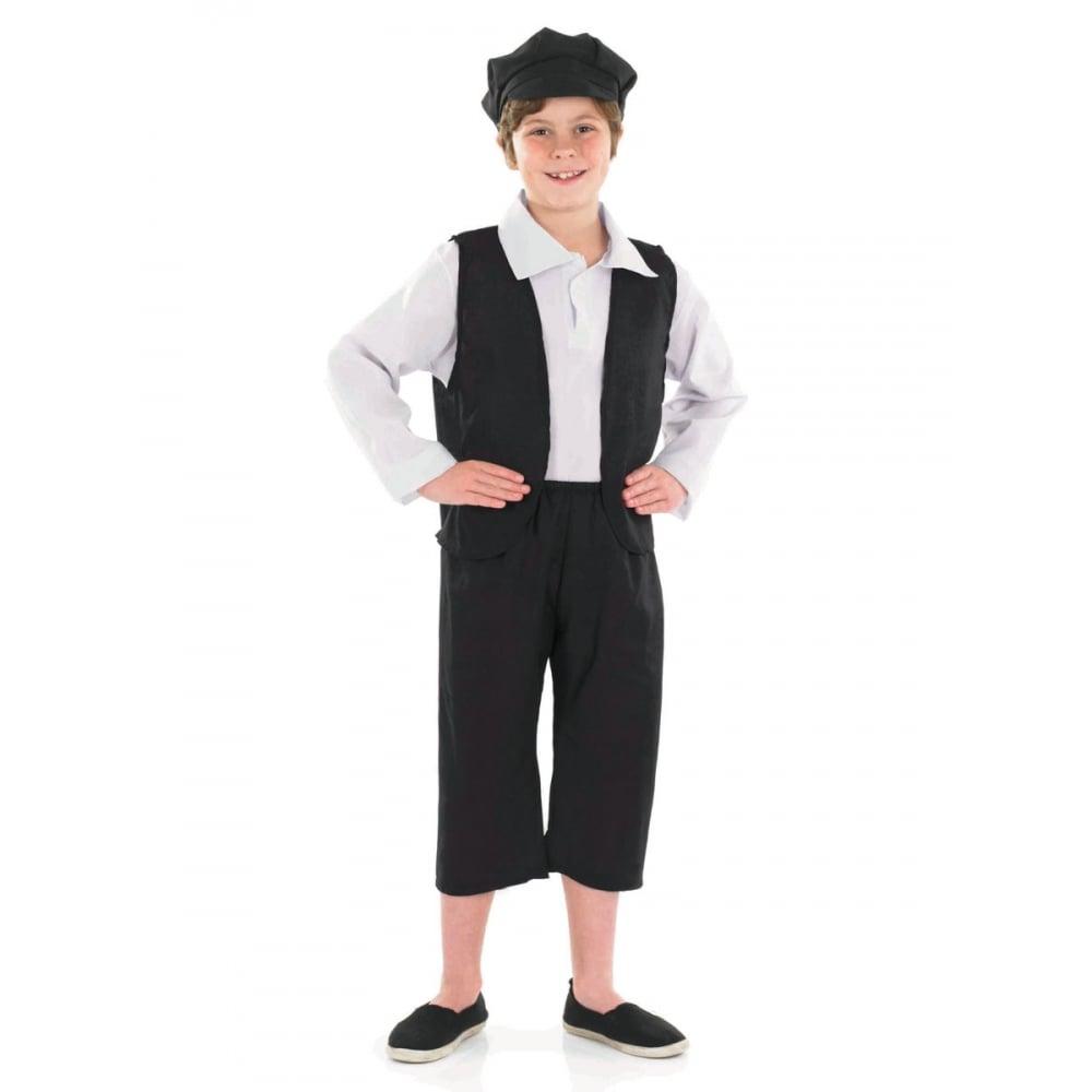 Victorian Boy - Kids Costume  sc 1 st  a2z Fancy Dress & Victorian Boy - Kids Costume - Kids Costumes from A2Z Fancy Dress UK