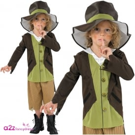 Victorian Pickpocket - Kids Costume