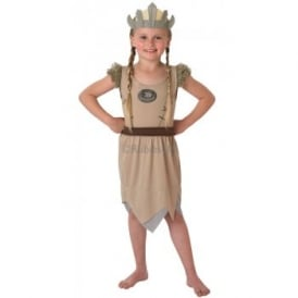 Viking Girl - Kids Costume