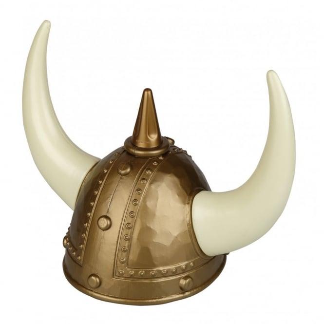 Viking helmet horns