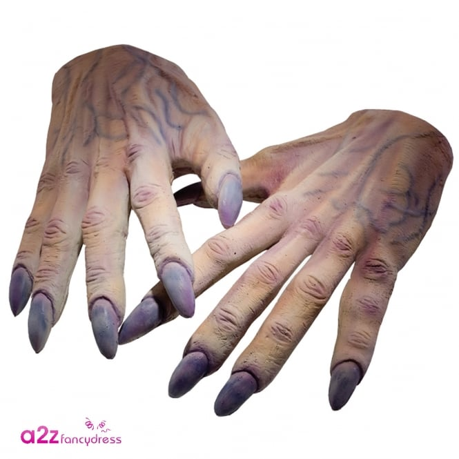 HARRY POTTER - Voldemort Hands - Adult Accessory