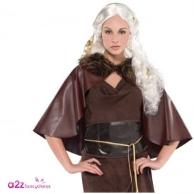 Warrior Capelet - Adult Accessory