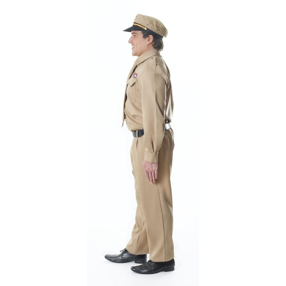 9777dbdce94 WW2 Army General - Adult Costume