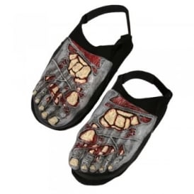 Zombie Foot Covers - Adult Accessory