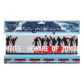 Zombie Fright Tape - Decoration