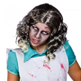 Zombie Girl Wig - Adult Accessory