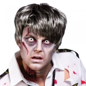 Zombie Guy Wig - Adult Accessory