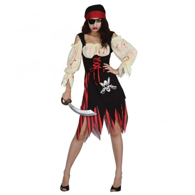 Zombie Pirate - Adult Costume