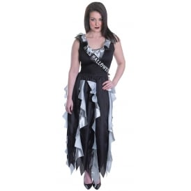 Zombie Prom Queen - Adult Costume